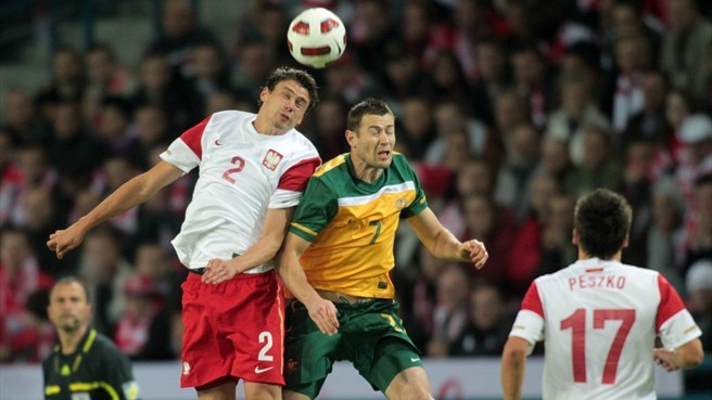 Poland lose to Australia in Krakow