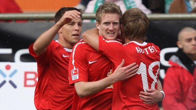 Mainz lead the way as Hoffenheim are held