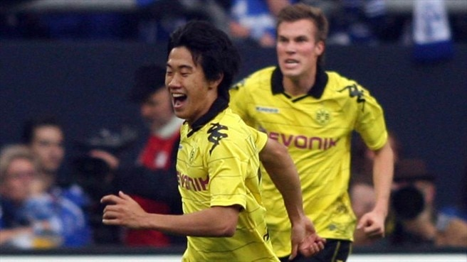 Kagawa exceeds Dortmund's expectations