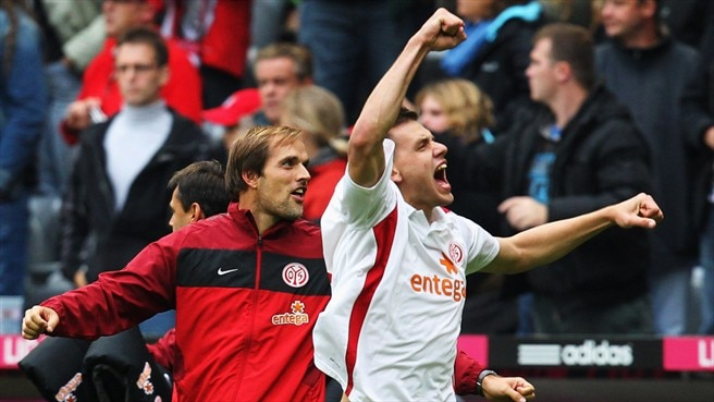 Mainz hit new high at Bayern