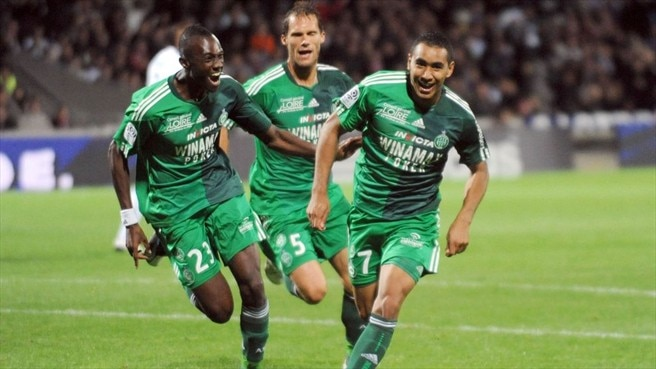 Payet ensures St-Etienne derby joy