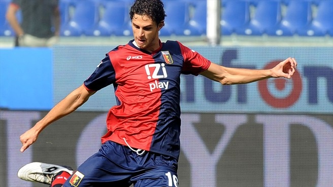Inter strengthen defence with Ranocchia