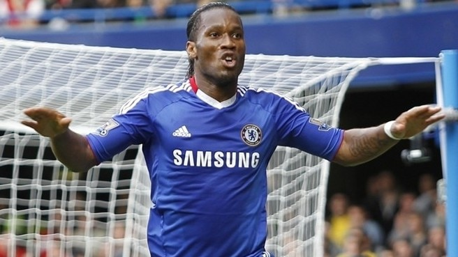 Drogba puts Arsenal to the sword again