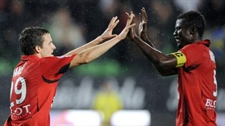 Rennes rise to Ligue 1 apex