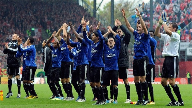 Hamburg end Mainz's record bid