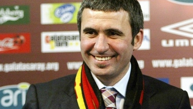 Hagi and Tugay take Galatasaray helm