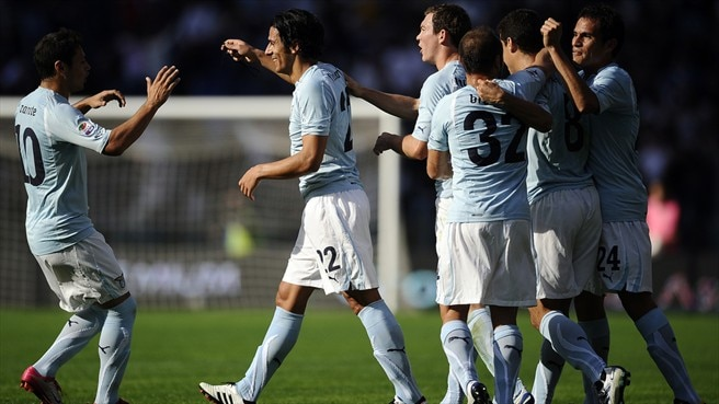 Lazio restate leadership credentials