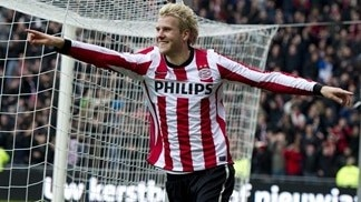 PSV hit double figures on dark day for Feyenoord