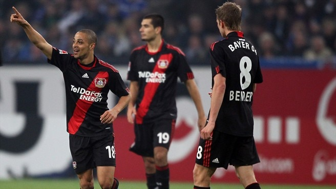 Leverkusen and Eintracht make waves