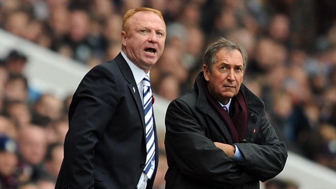 McLeish accepts challenge as Villa manager