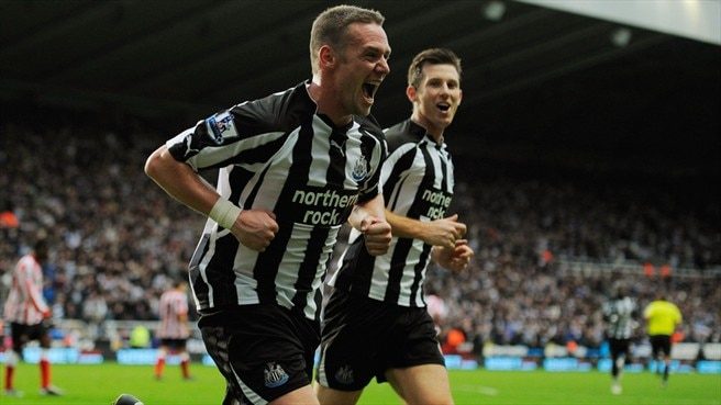 Newcastle revel in Nolan derby treble