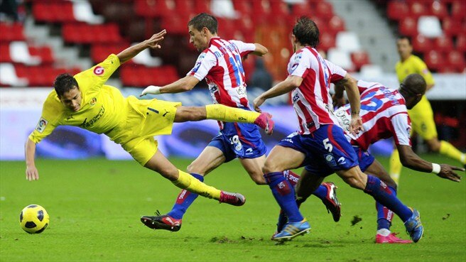 Villarreal and Espanyol stumble