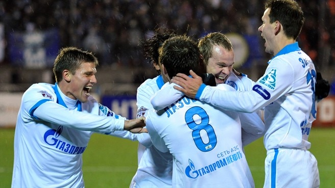 Zenit wary of falling at final hurdle