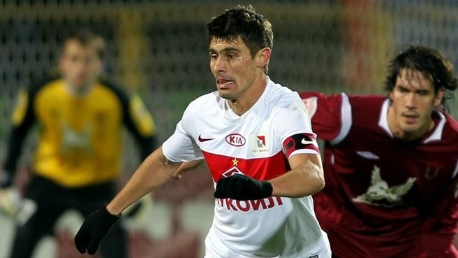 Alex set for unspecified Spartak absence
