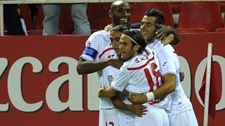 Sevilla substitutes sink ten-man Valencia