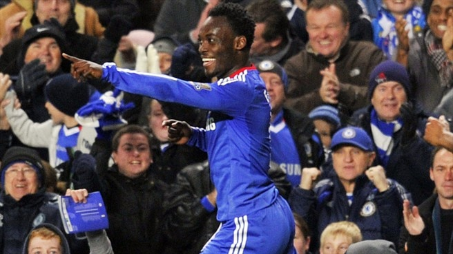 Essien extends Chelsea advantage