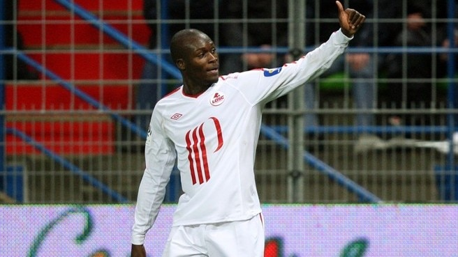 Sow hat-trick lifts five-star Lille