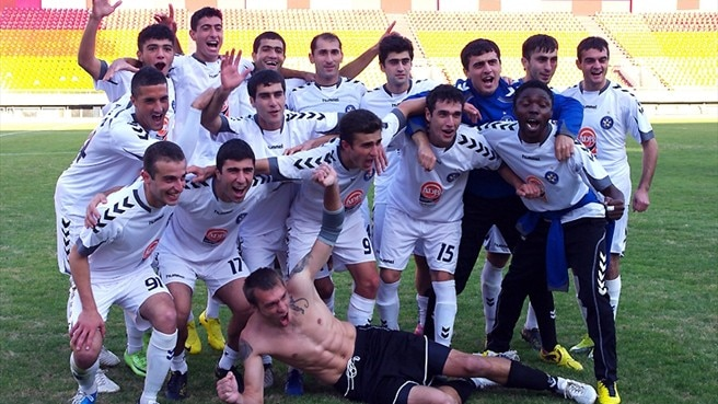 Pyunik make it ten Armenian titles in a row