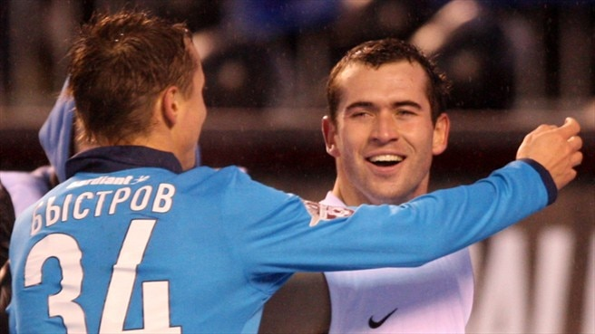 Kerzhakov belief rubs off as Zenit celebrate title