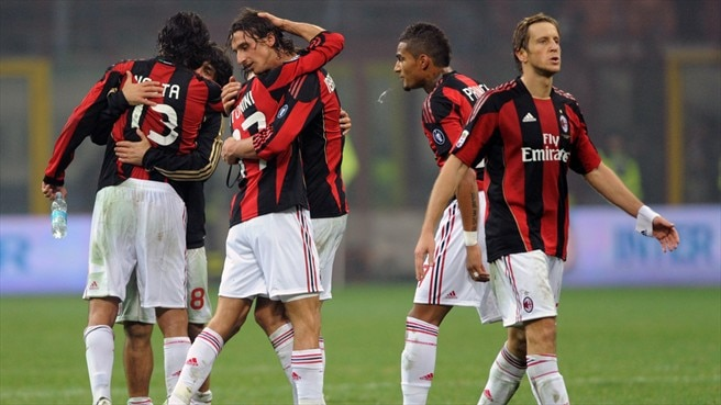 Derby win fuels belief for leaders Milan