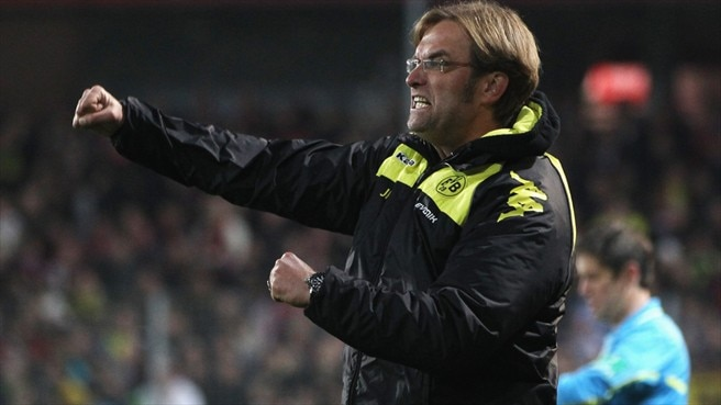 New contract keeps Klopp at Dortmund