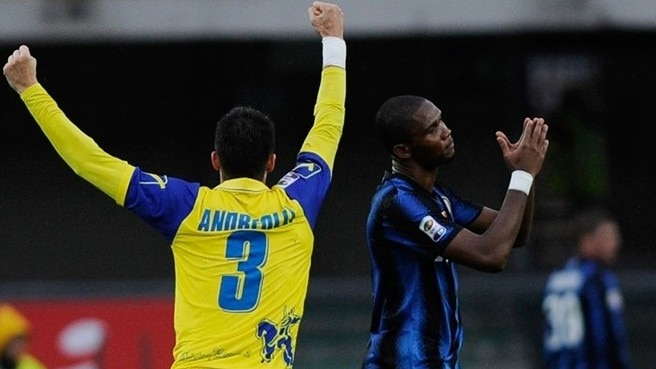 Chievo leave Inter with it all to do