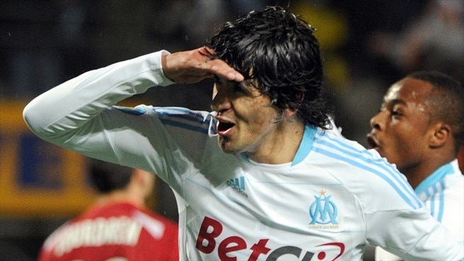 Marseille move on up after Montpellier humbling