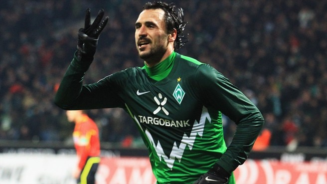Almeida hat-trick has Bremen on the rise