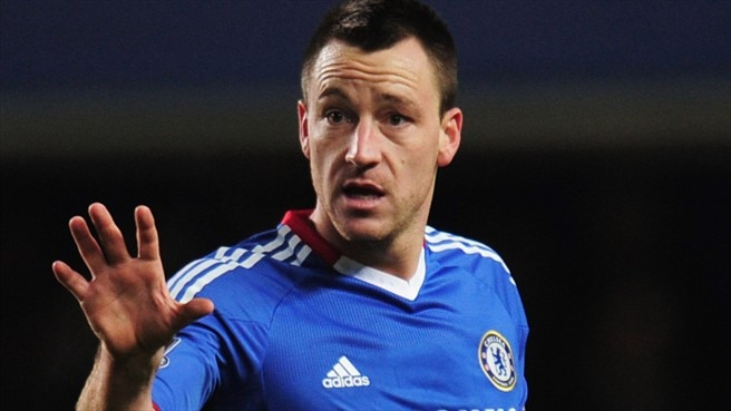 Chelsea's Terry ready for round two with United