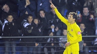 Nilmar nudges Villarreal to victory