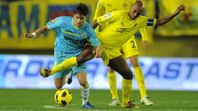 Villarreal suffer Senna blow