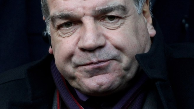 Blackburn announce Allardyce departure