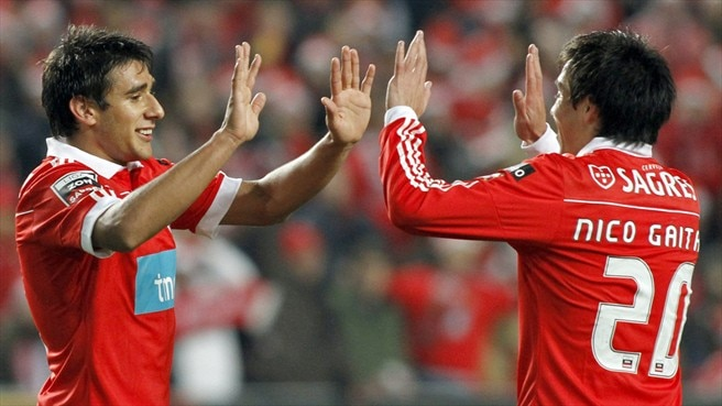 Benfica out to turn tables on Stuttgart