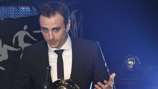 Berbatov named Bulgaria's best again