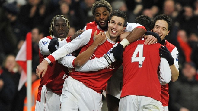Arsenal too strong for stuttering Chelsea