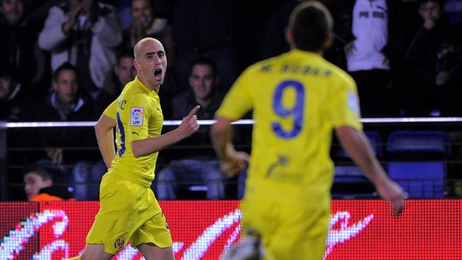 Villarreal and Napoli resume battle