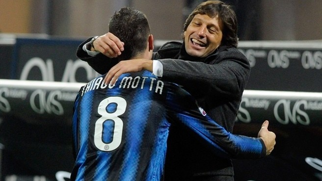 Leonardo lifts Inter as Milan go five points clear