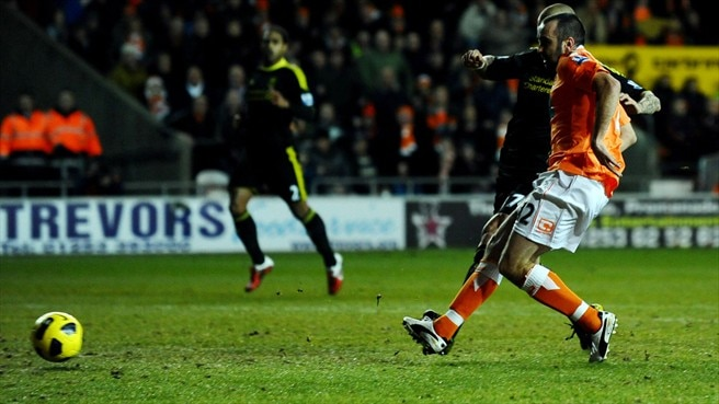 Blackpool buoyant after Liverpool double