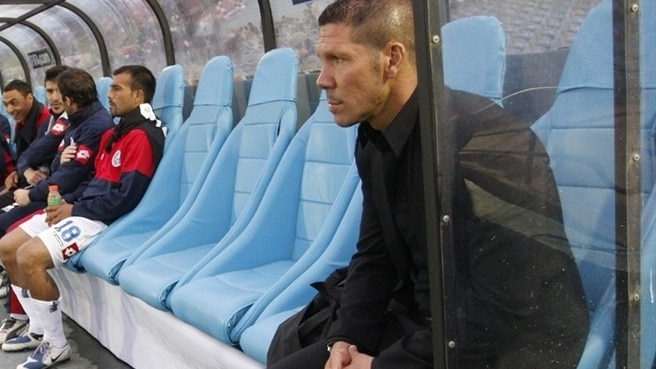Diego Simeone replaces Giampaolo at Catania