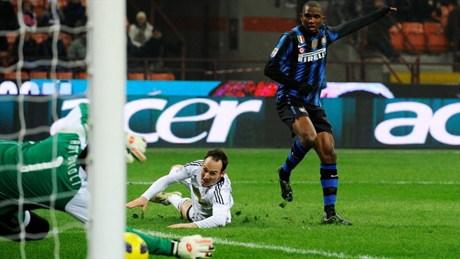 Inter edging closer to Serie A summit
