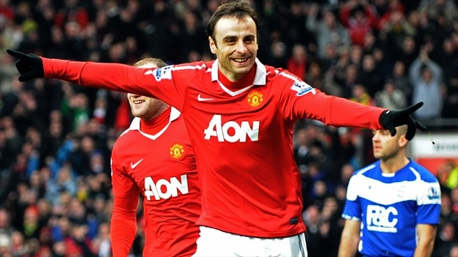 Berbatov and Van Persie steal the show