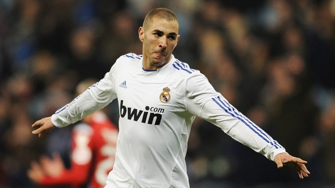Benzema delivers breakthrough for Madrid