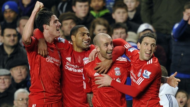 Chelsea undone by revitalised Liverpool