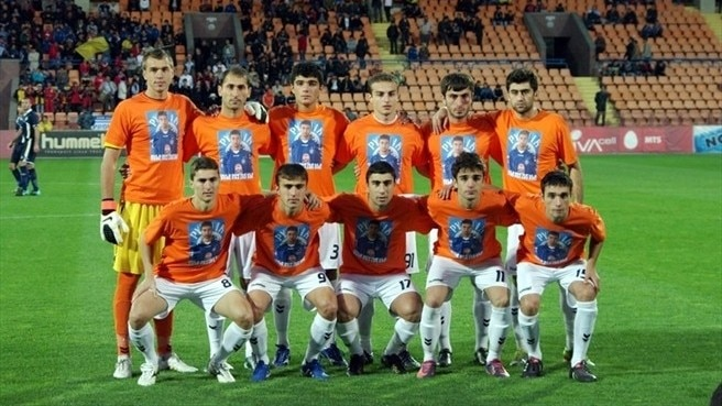 Pyunik once more the team to watch in Armenia