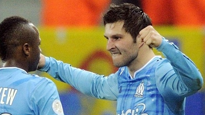 Gignac double moves Marseille up to second