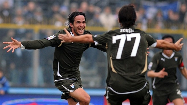 Lazio leap above Inter into third