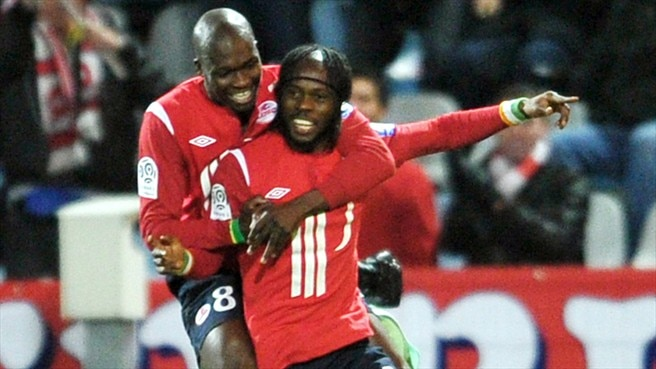 Lille regain title tempo with Toulouse win