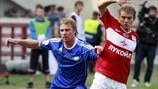 Parshivlyuk earning plaudits at Spartak