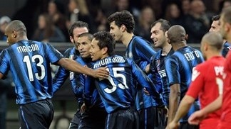 Inter close on Milan courtesy of Cagliari win