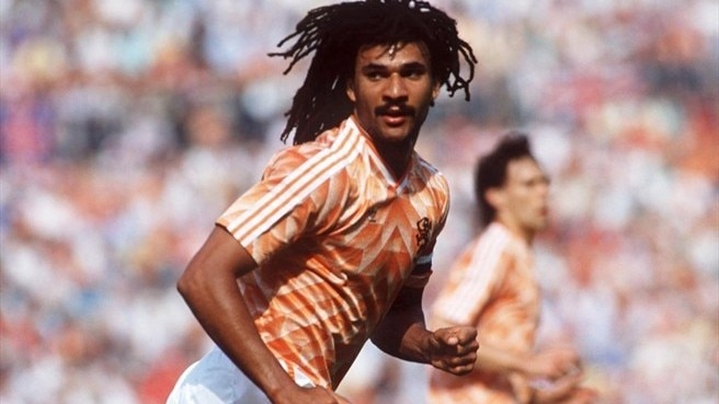 Gullit on Netherlands' greatest day